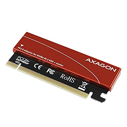 PCEM2-S PCIE NVME M.2 Adapter. El Adaptador PCI Express x.16 ...