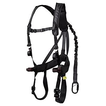 Gorilla Gear 77553 G Tac Air Womens Safety Harness Black By
