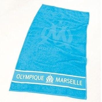 Drap de sport / Serviette de bain - Collection officielle OM ...