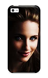 New Fashionable CaseyKBrown BQbBZZb2784WDLEj Cover Case Specially Made For Iphone 5c(dianna Agron 4)