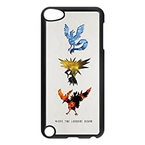 Ipod Touch 5 Phone Case Pokemon iC-C30136