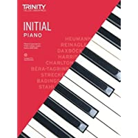Trinity College London Piano Exam Pieces & Exercises 2018-2020. Initial Grade (with CD)