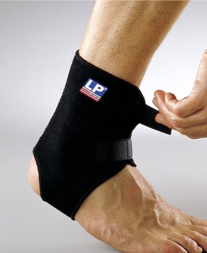 LP Ankle Support (Black; One Size Fits Most) ()