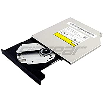 OSGEAR Internal 9.5mm slim SATA 8x DVDRW CD DVD RW Rom Burner Writer Laptop PC Mac Tray Loading Optical Drive Device