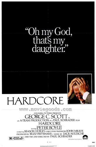 Movie Posters Hardcore - 27 x 40