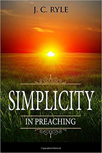 Simplicity in Preaching
