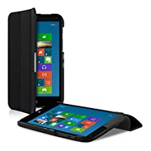 kwmobile Ultra Slim Smart Cover for HP Stream 7 in black with convenient stand function