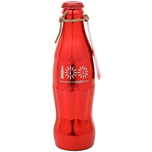 Coca-Cola Coca-Cola 100 Years Limited Edition Red Bottle (Coca Cola Limited Edition)