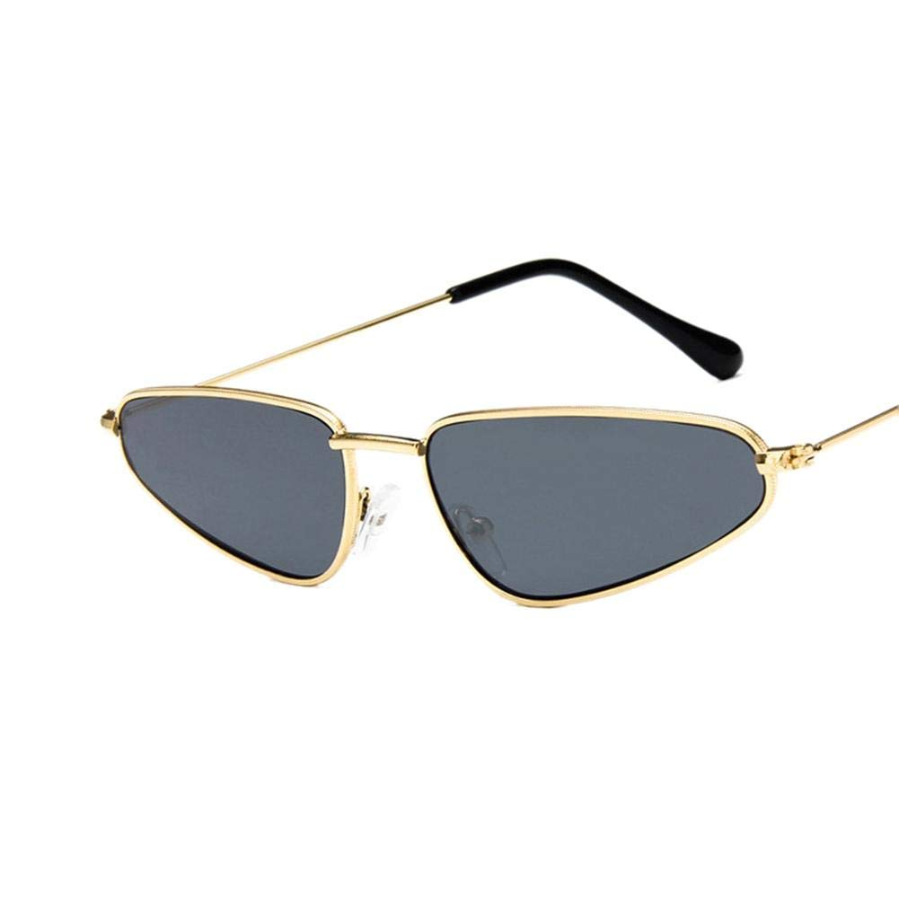 Small Box cat Eye Drop Shaped Sunglasses