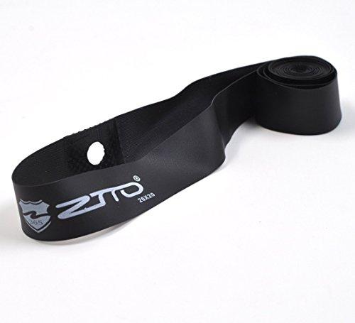 Ztto Bicycle Rim Strip Rim Tape (Black, 26