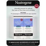 Neutrogena Healthy Skin Anti Wrinkle Cream 2 count 1.4 oz each - Total 2.8 oz