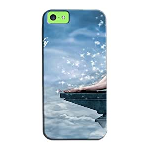 Christmas Christmas Photography For Iphone 5c Case Cover Navy CFb5dqjvOih