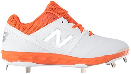 Laminate Balancenb18 39 New V1 womens orange Eu Velo D smvelov1 Donna Arancione white XTWxqWgaHw