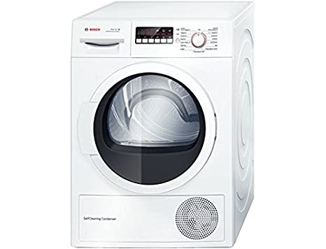 Bosch WTW86268SN Independiente Carga frontal 8kg A++ ...