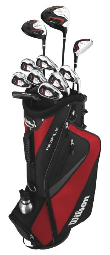 Wilson Profile HL Mens Golf Set, Right hand