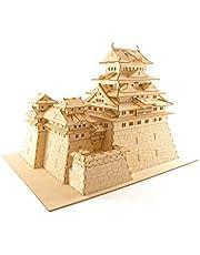Ki-Gu-Mi 3D Wooden Puzzle - Himeji Castle
