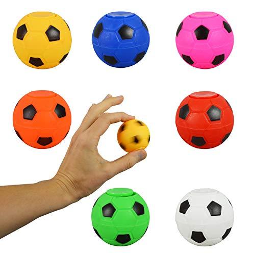 Entervending 2'' Fidget Spinner Balls Bulk 35 Different Colored Balls in Bulk (35 pcs) by Entervending