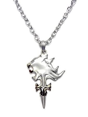 Final fantasy vii squalls griever necklace amazon luggage bags mozeypictures Gallery