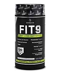 FIT 9 is made up of 9 amazing ingredients that will help you lose fat in a safe and natural way, one of the main reasons is that the hormones involved in fatloss will improve and you metabolism will speed up. Fit 9 also helps fight cellulite ...