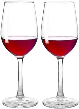 Copa De Vino Tinto Vino, Vino, Champán, Caja De Regalo De Alta Gama, Cristal Casero Sin Plomo, 350 Ml,2 * 350 Ml (Caja De Regalo): Amazon.es: Hogar