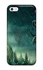 For Juliam Beisel Iphone Protective Case, High Quality For Iphone 5/5s World Of Warcraft Pc Game Skin Case Cover