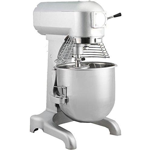 - 30 Quart Commercial Mixer Dough Mixers Grinder Bakery Mixer