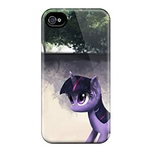 Premium [CWEAvvD1110dnGWv]twilight In Spain Case For Iphone 4/4s- Eco-friendly Packaging