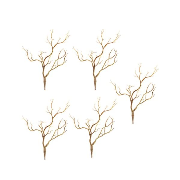 MagiDeal-5PCS-Plastic-Plant-Tree-Branches-Simulation-Twig-Stem-Home-Wedding-DIY-Decor