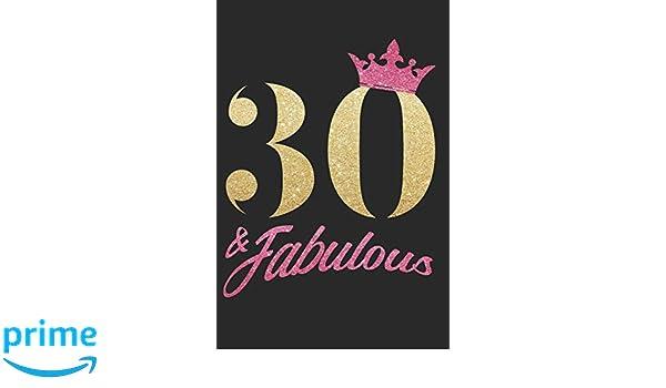 30 & Fabulous: trigésimo 30. Cumpleaños 1989 30 años ...
