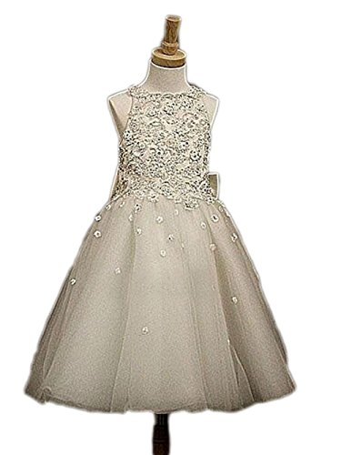 Love Dress Tulle Applique Wedding Girls Dress Christmas Present Us 6 by Love To Dress (Image #5)