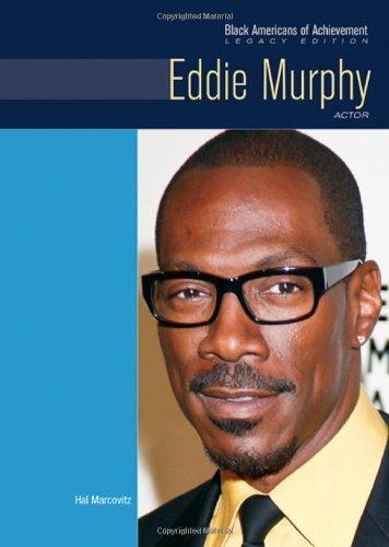 Eddie Murphy: Actor; Legacy Edition (Black Americans of Achievement) - Eddie Murphy Actor