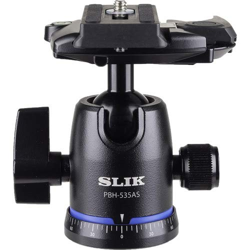 PBH-535AS Ball Head with 6507 Quick Release Plate [並行輸入品]   B07R4WRQHC