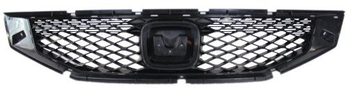 Honda Accord 2dr Grille - 2