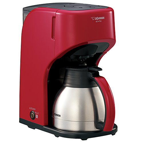 (ZOJIRUSHI stainless server coffee maker for five cups)