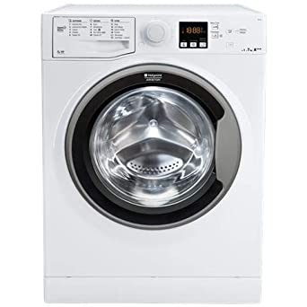 Hotpoint RSF 723 S IT Independiente Carga frontal 7kg 1200RPM A+++ ...