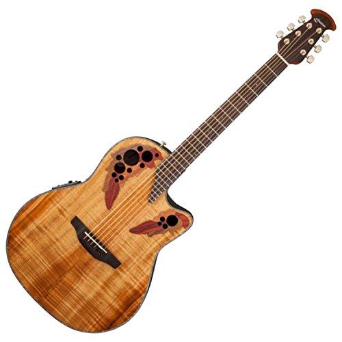 Ovation CE44P-FKOA Acoustic-Electric Guitar