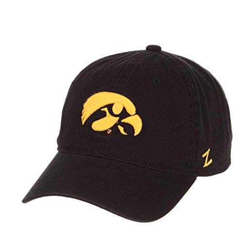 - NCAA Iowa Hawkeyes Men's Scholarship Relaxed Hat, Adjustable Size, Team Color