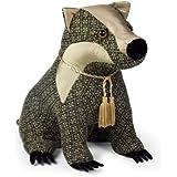 Dora Designs - Brockwell the Badger - The Traditional Range - Doorstop