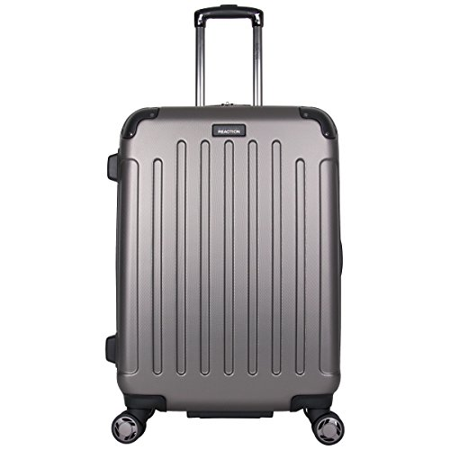 Kenneth Cole Reaction Luggage Law and Order Bag, Silver, One Size by Kenneth Cole REACTION