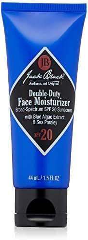 Facial Moisturizer: Jack Black Double-Duty Face Moisturizer