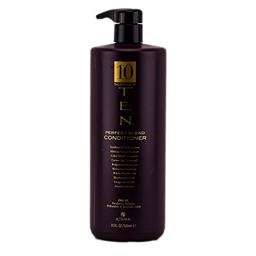Alterna The Science of Ten Perfect Blend Conditioner for Unisex, 2.31 - Masque Ten Alterna Hair
