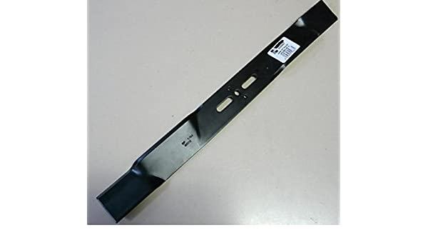 Hoja universal rastrojos para cortacésped de cm 53: Amazon ...