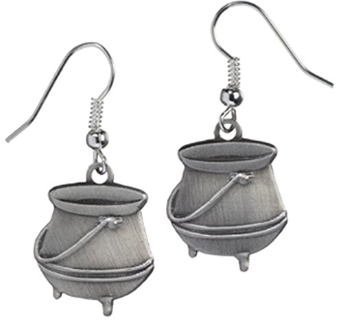 (HARRY POTTER Official Licensed Jewelry Earrings (Potion Cauldron) )