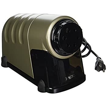 Image of Pencil Sharpeners High-Volume Commercial Desktop Electric Pencil Sharpener Beige