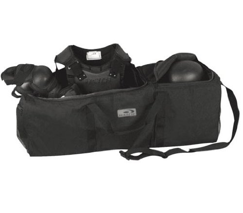 "Hatch E4 Exotech Carry Bag, Black, 17"" x 16"" x 5"""