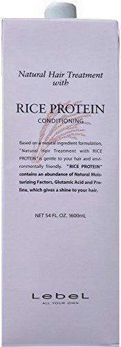 Revel Natural Hair Treatment RP (rice protein) (Spf 15 Scalp Treatment)