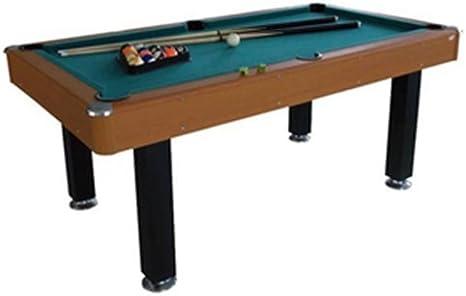 Jim Sport Technology Clasico - Mesa de Billar americano de juegos ...