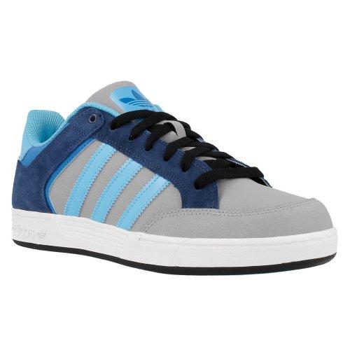 Adidas - Varial Low - Farbe: Blau-Grau-Hellblau - Größe: 47.3
