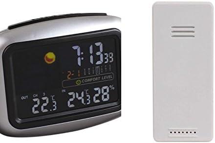 Clipsonic sl254 estación meteorológica para Smartphone Plata ...