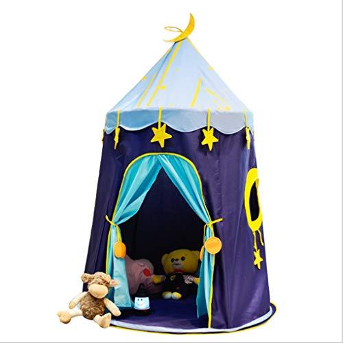 細胞器用放つ家族の子供のテントのおもちゃ部屋の赤ん坊の屋内ゲームの家のパオの王女のおとぎ話の城の読書コーナー,A